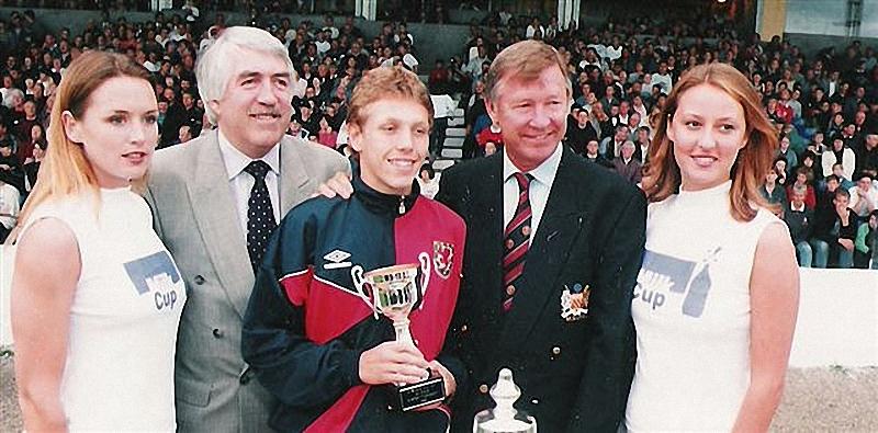 034 Алекс Фергюсон: Самый титулованный тренер Манчестер Юнайтед