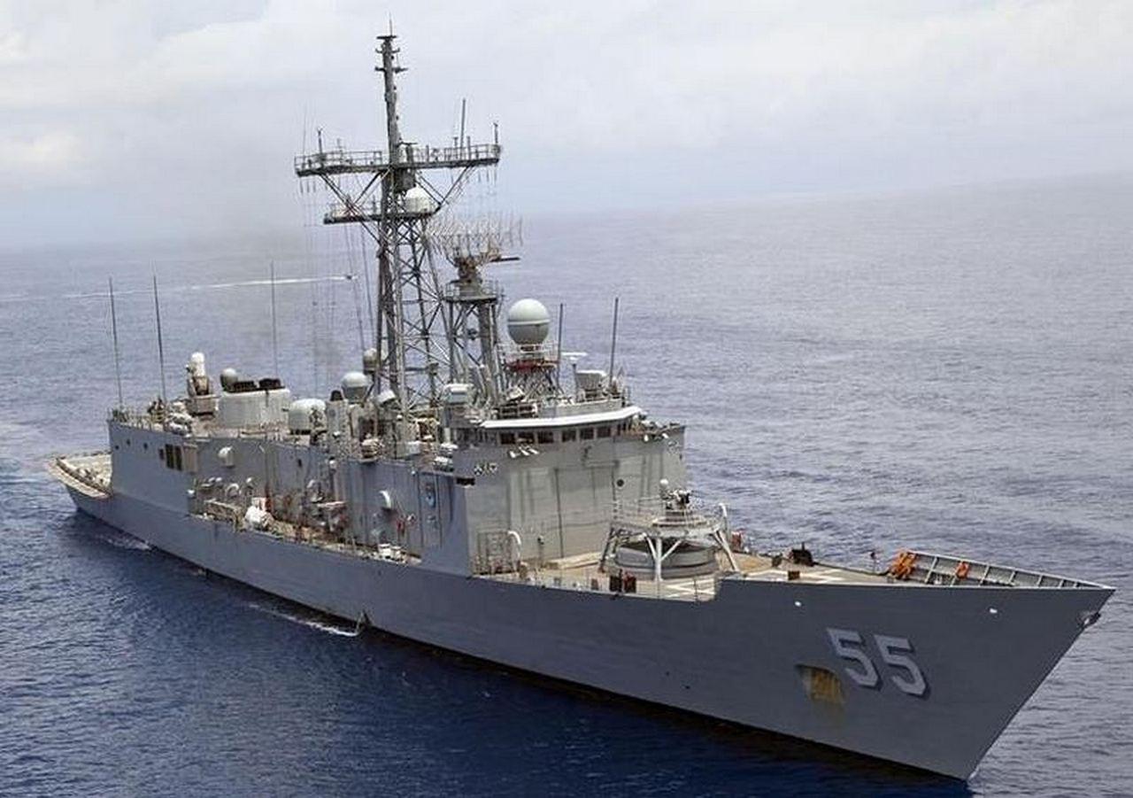 Военная фантастика: помогут ли ВМС Украины старые американские фрегаты?