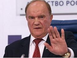 Геннадий Зюганов: Россия должна ехать на Олимпиаду ... под Знаменем Победы