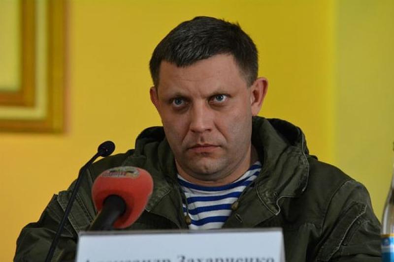 Киев хочет выдавить из Донбасса его жителей и заселить территорию переселенцами-оккупантами - Захарченко