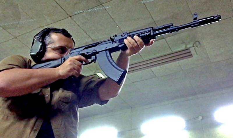 «Калашников» представил самозарядное ружье TG2 под патрон .366 ТКМ