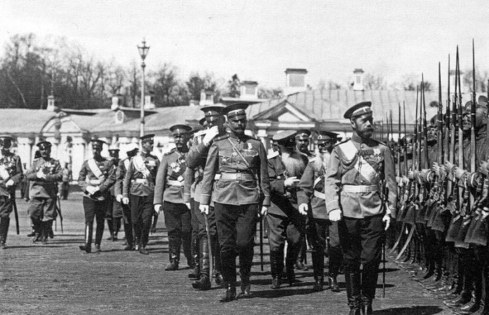 Дореволюционная Россия: уникальные фотографии из жизни государя-императора Николая II