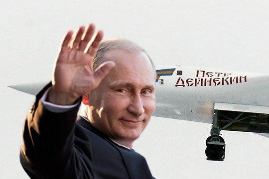 В США считают, что Путин игр…