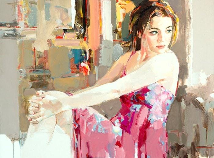 Джозеф Коут художник из Албании