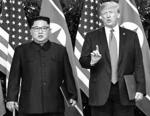 Почему Трампу с Кимом не дали Нобелевскую премию мира