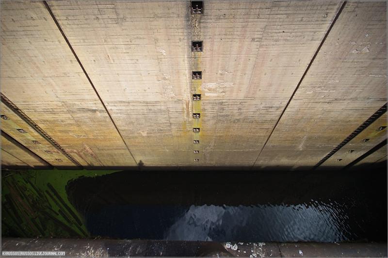 Высота камеры 15,5 м. война, гидротехнические сооружения., история, каналы, рки