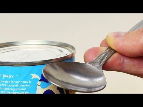 Вот это я понимаю — полезный совет! Теперь умею открывать консервные банки ложкой.