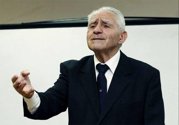 В Израиле скончался танковый ас Ион Деген