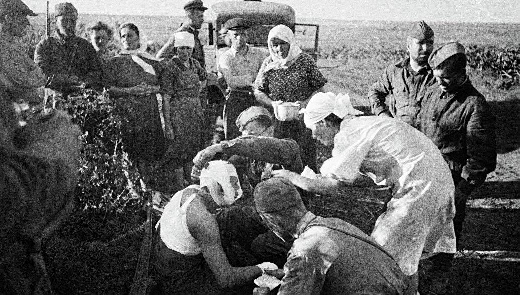 Молодые россияне забыли дату начала Великой Отечественной войны