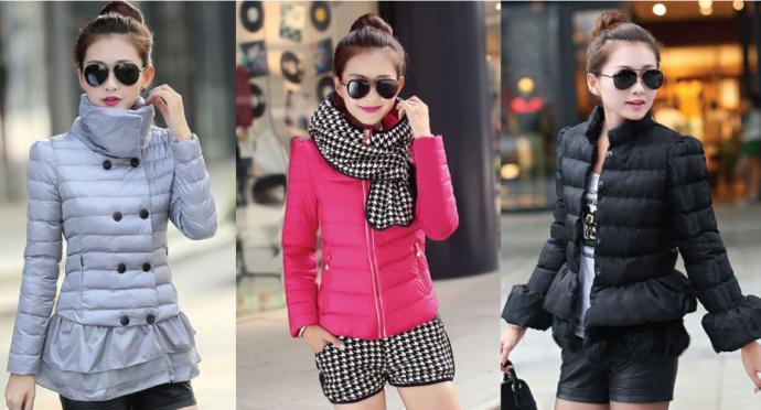 Модные пуховики осень-зима: основные тенденции, пуховики для полных женщин, новинки