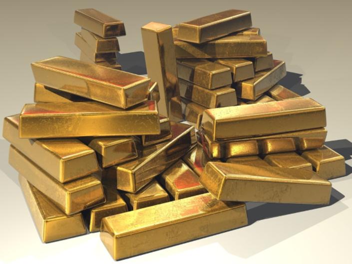 Между прочим... [Банк России приобрел рекордное количество золота]