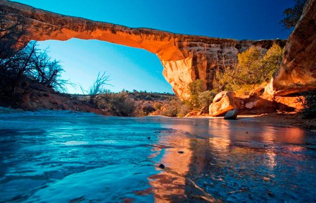 Природные мосты планеты.