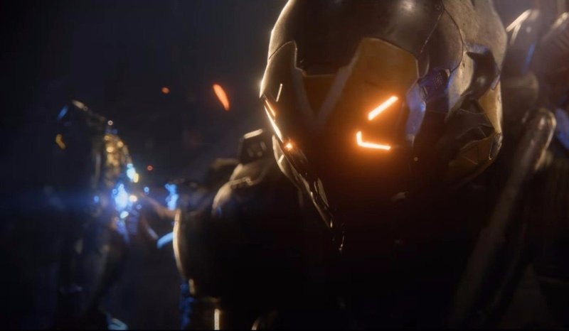 EA Play: анонсирована Anthem - новая игра от BioWare