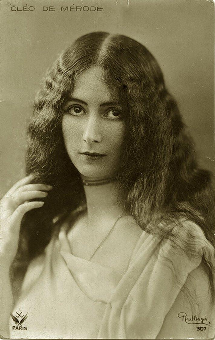 «Прекрасная Клео». Так выглядела самая красивая женщина XIX века