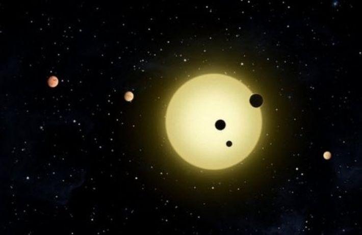 10 самых странных и необъяснимых явлений в Солнечной системе