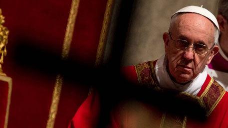 «Гей-мафия» охотится за Папой