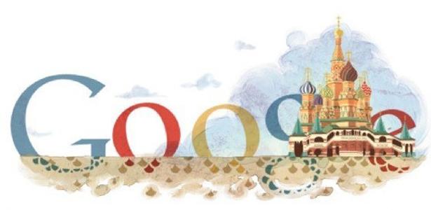Главные запросы о России в Google
