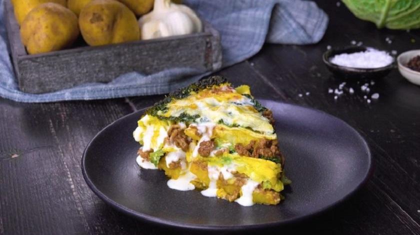 Оригинальная лазанья из капусты с мясом: самый летний рецепт блюда