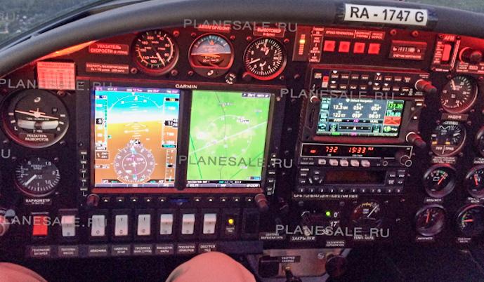 Самолет AT01 Aquila A210 всего за 165 000 евро (50% скидка)