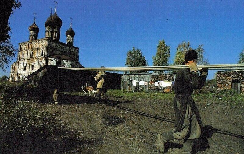 Девяностые в российской провинции
