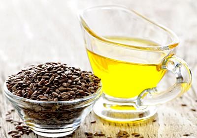 Льняное масло для похудения. Льняное масло полезные свойства