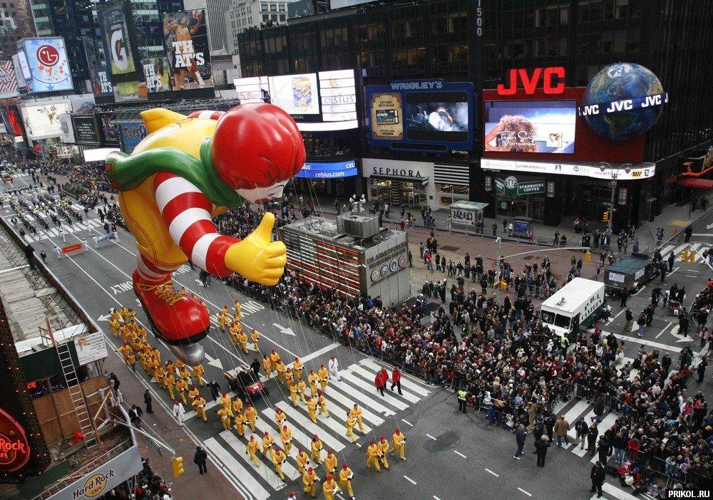 Все праздники в нью йорке