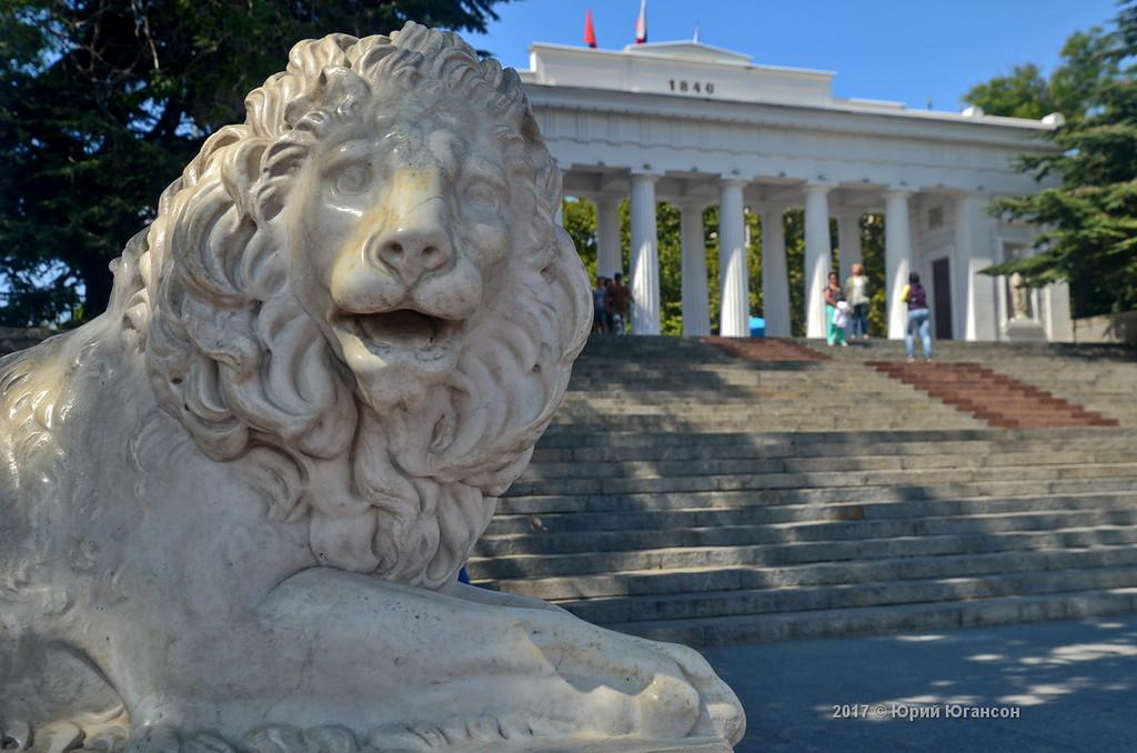 Последние дни летнего Севастополя