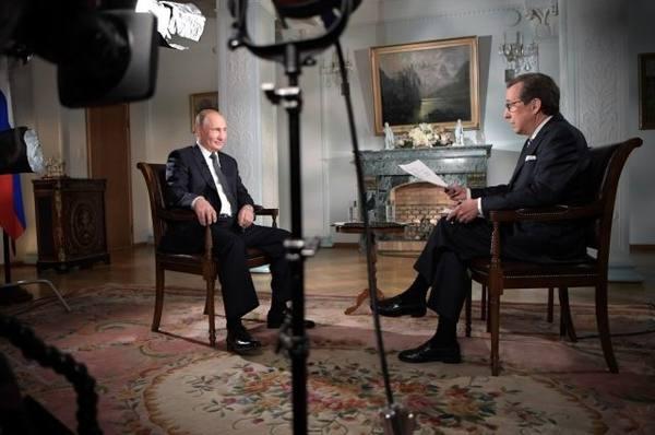 Путин ответил на вопрос о «бомбардировке» Флориды