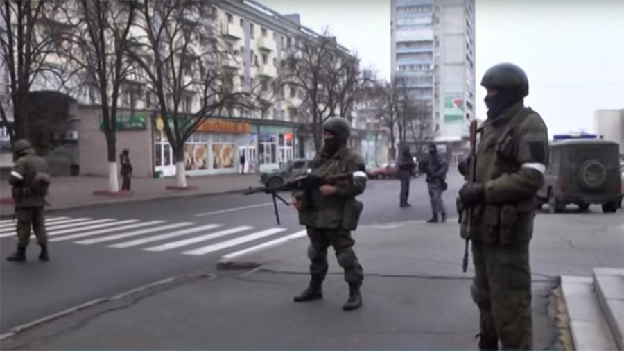 В Луганске силовиками разблокирована Генпрокуратура и часть центральных улиц