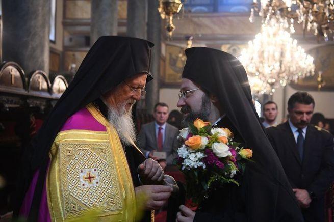 Константинополь придумал имя своему украинскому детищу