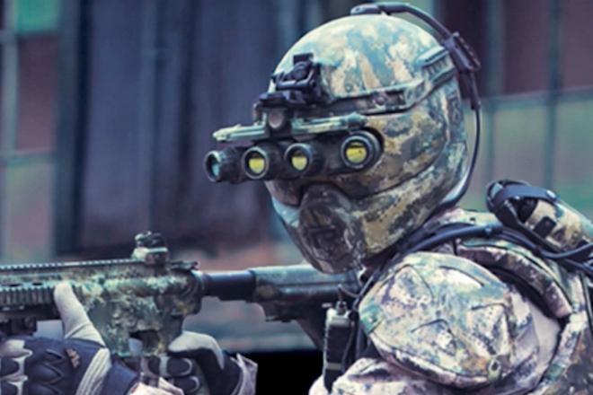 Стальной спецназ: американские бойцы получили снаряжение будущего