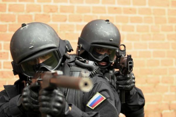 Ветераны спецназа ФСБ задерж…
