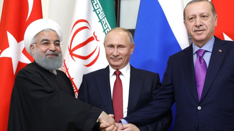 Как Путин обнулил США по сирийскому вопросу