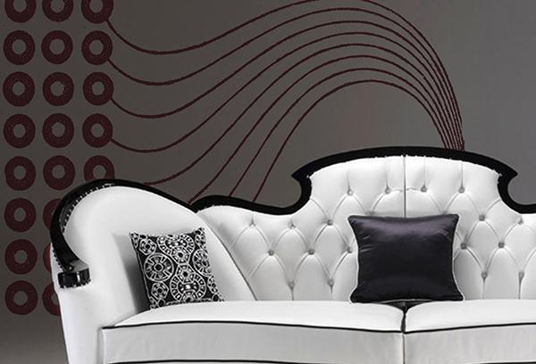 Как своими руками красиво украсить стену в комнате?