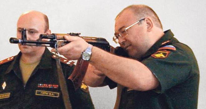Генерал Оглоблин попал в контрразведку