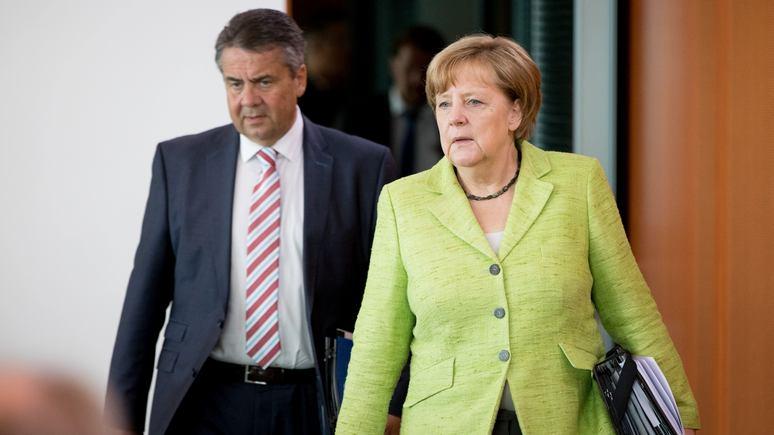 Немцев не узнать: Германия пригрозила ответить США на новые антироссийские санкции