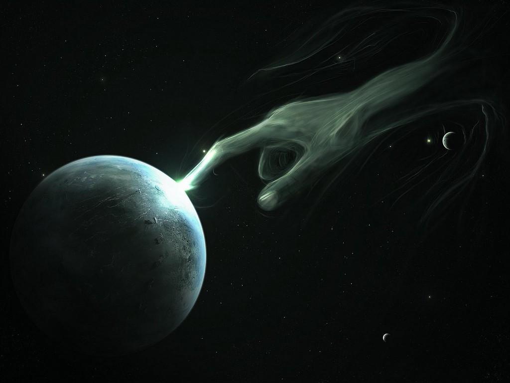NASA: мы живем в голограммно…