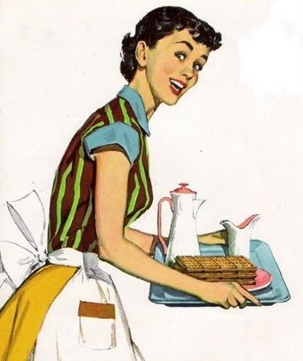Идеальная жена 1955 года