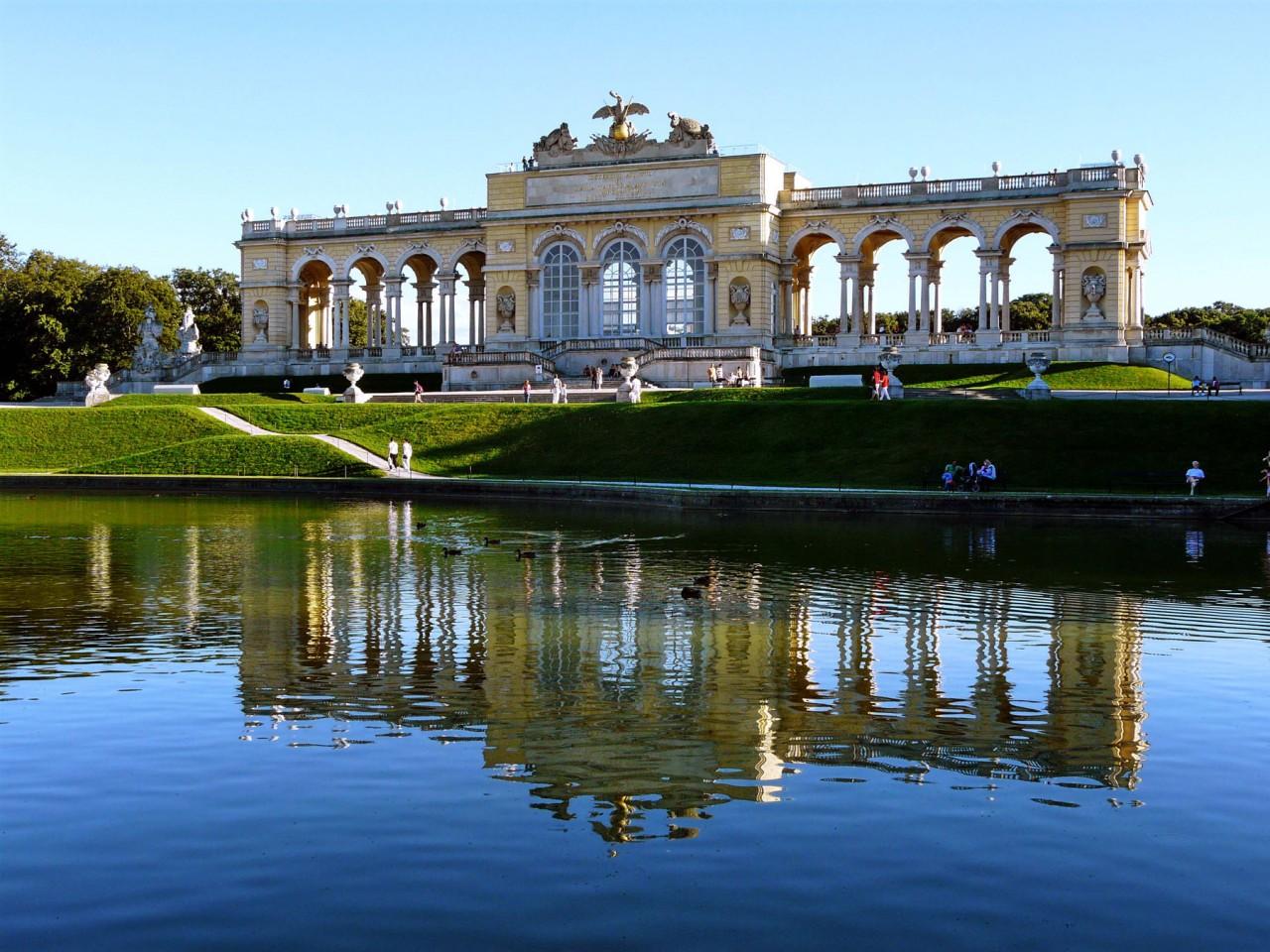Вена — столица роскоши и музыки