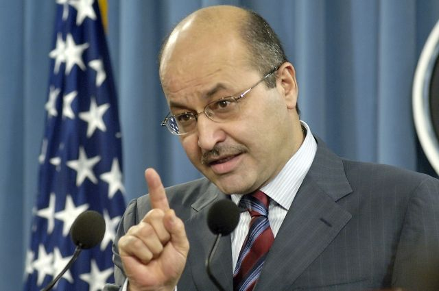Президент Ирака отказался от гражданства Великобритании