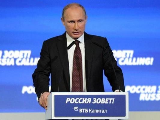 Путин: Экономика России вышл…