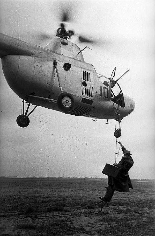 Первый советский вертолет: в…