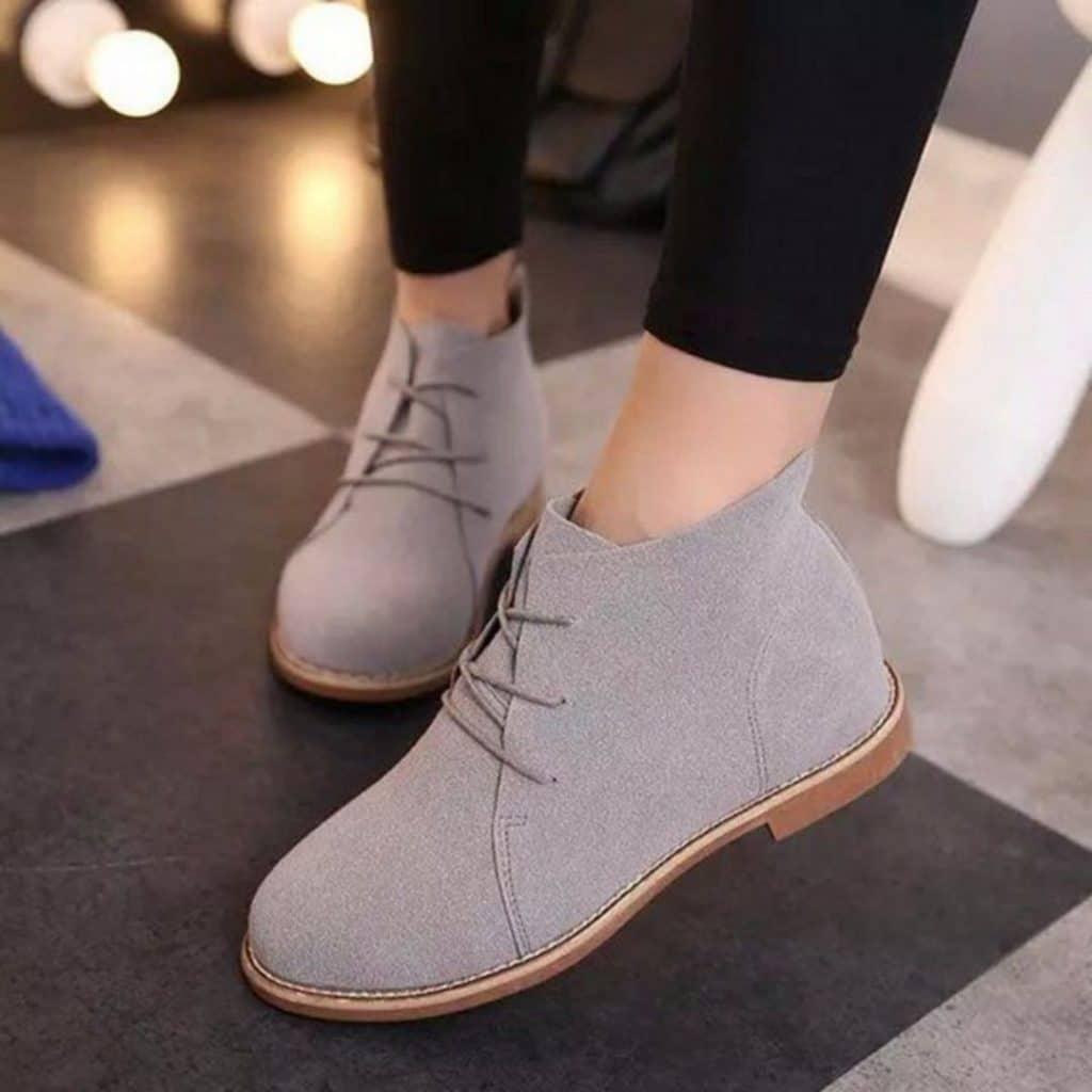 Женские ботинки фото 2