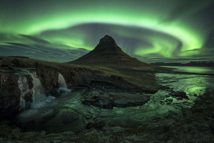 «Волшебная гора», Дэвид Клэпп. Лучшие фотографии дикой природы 2014 года
