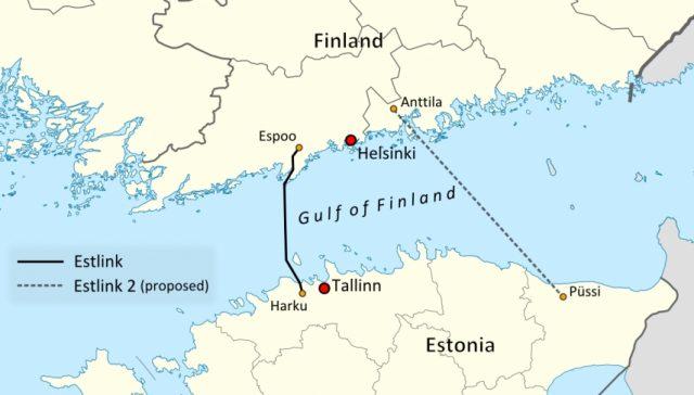 Финляндия, Эстония и Латвия …