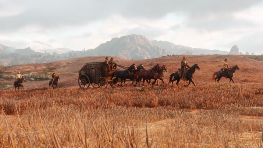 В Red Dead Redemption 2, возможно, будут микротранзакции