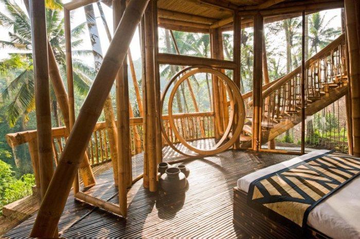 Спальня в трехкомнатном доме. /Фото:ideas.ted.com