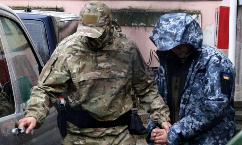 Капитан катера ВМСУ: Я невиновный и военнопленный