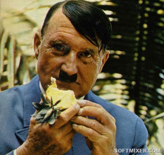 Опознать Гитлера…