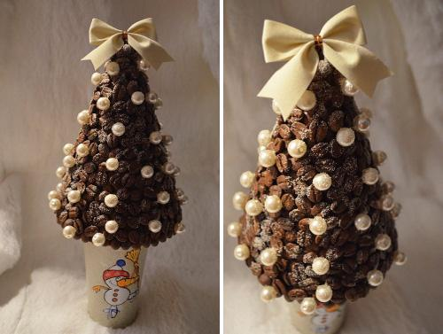 Рождественское дерево своими руками